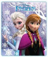 Frozen Fleece Deken