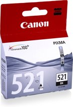 Canon CLI-521 - Inktcartridge / Zwart