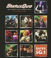 Status Quo - Live At Wembley (Blu-ray+Cd)