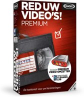 Magix Red Uw Video's 8.0 Premium - Nederlands - Windows