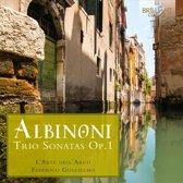Albinoni: Trio Sonatas Op.1