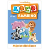 Loco Bambino Ontwikkeling - Mijn Knuffeldieren 3-5 jaar