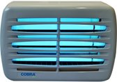 Vliegenvanger Genus® Cobra Jet voor vochtige ruimtes, 3 x 15W lamp, klasse IP45