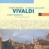 Vivaldi: L'estro armonico / Biondi, Europa Galante
