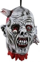 Halloween decoratie hoofd 30 cm