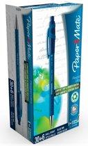 Papermate Flexgrip Ultra retractable medium blauw 30+6