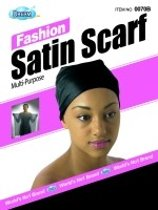 Dream Fashion Satin Scarf