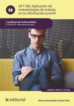Aplicacion de metodologías de trabajo en la informacion juvenil. SSCE0109