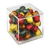 Nespresso View Cube capsule voorraadbus