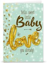 """Love ballon """"Baby"""""""