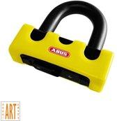 Abus Granit 67 Power XS Basic ART 4 Yellow