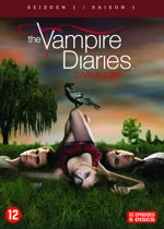 DVD cover van The Vampire Diaries - Seizoen 1