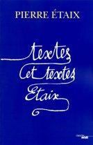 Textes et textes Étaix (nouvelle édition augmentée)