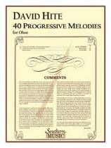 40 Progressive Melodies
