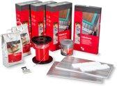 nVent RAYCHEM T2Red vloerverwarming - Installatiepakket tegelvloeren 10m2