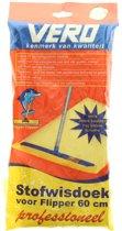 Vero Super Flipper Stofwisdoek - 60x25cm - 25 stuks - Navulverpakking