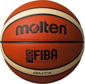 Molten GM7X - FIBA Indoor Basketbal (size 7)
