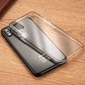Apple iPhone XS Max Hard Case Transparant