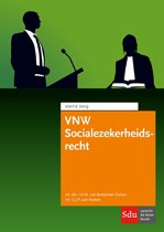 Educatieve wettenverzameling - VNW Socialezekerheidsrecht 2019