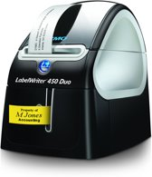 Dymo Labelwriter 450 Duo - Labelprinter