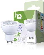 Hq Hqlgu10 mr16002 Led-lamp Mr16 Gu10 4w 250 Lm 2 700 K