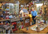 Gibsons: Grandad's Workshop (1000)