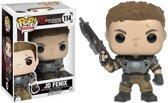 Funko / Games #114 - JD Fenix (Gears of War) Pop!