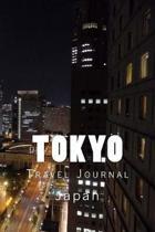 Tokyo Japan Travel Journal