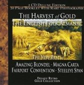 The Harvest of Gold: The English Folk Almanac - Dejavu Retro