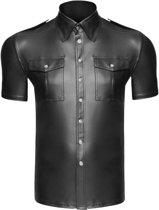 Noir Handmade shirt Snap