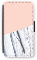 Samsung Galaxy A3 (2016) Flip Hoesje - A touch of peach