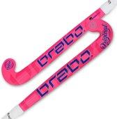 Brabo O'Geez Original Pink/Blue Hockeystick Unisex - Pink/Blue