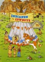 Prentenboek Mijn speelboek indianen
