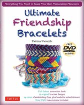 Ultimate friendship bracelets kit