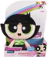 De Powerpuff Girls Interactive Plush met spraakopnamemodus - Buttercup