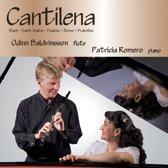 Cantilena-Fur Flote Und Piano