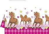 Paarden Tafelkleed Versiering 180x120cm
