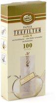 ChaCult Theefilters - Maat M - 100 stuks