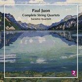 Paul Juon: Complete String Quartets