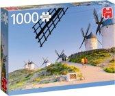 La Mancha Spain Premium Collection Puzzel 1000 Stukjes