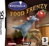 Ratatouille Food Frenzy (DS)