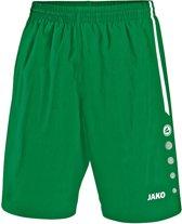 Jako Turin Short - Voetbalbroek - Jongens - Maat 152 - Groen