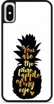 iPhone X Hardcase hoesje Big Pineapple