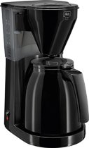 Melitta Easy Therm Koffiezetapparaat  - Zwart