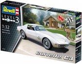 Corvette C3 Revell schaal 1:32