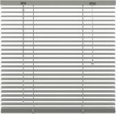 Aluminium jaloezieën 25mm - Donker grijs - 100x130 cm