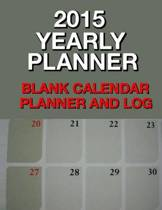 2015 Yearly Planner