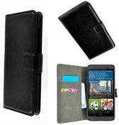 HTC One M9 Wallet Bookcase hoesje Zwart