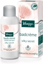 Kneipp Silky Secret Bad créme 100 ML – 13x51x50 cm | Badschuim | Douche Verzorging