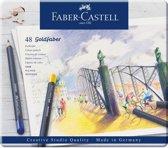 Kleurpotlood Faber-Castell Goldfaber etui � 48 stuks